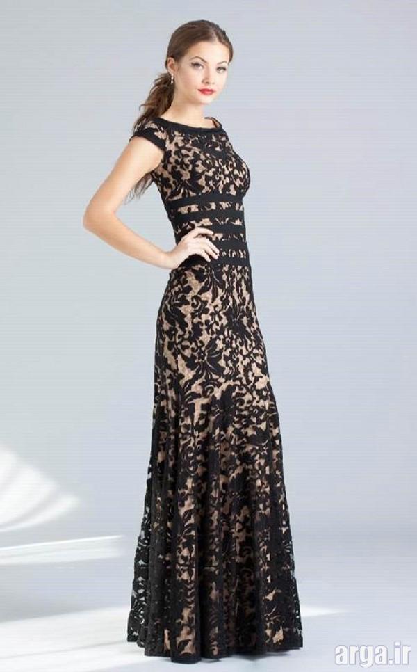 مدل لباس شب جدید گیپور
