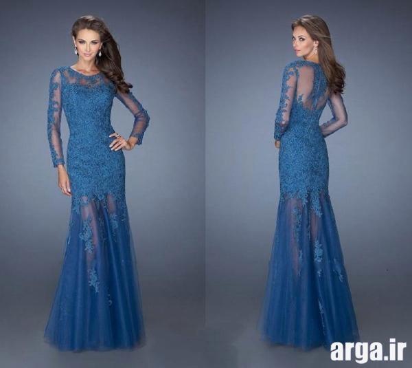 لباس شب گیپور مدرن