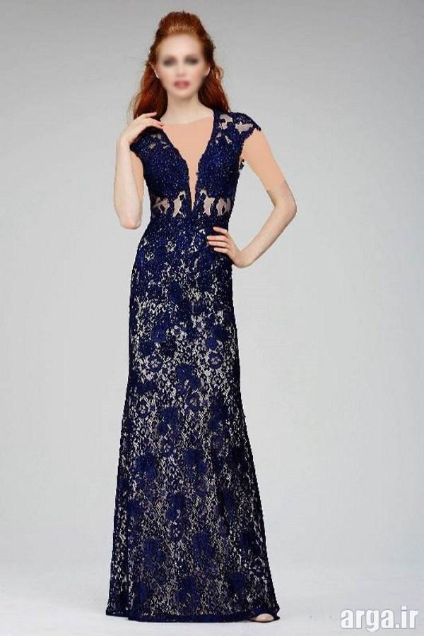 لباس شب زیبا گیپور
