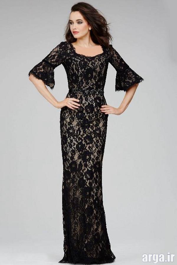 لباس شب شیک گیپور