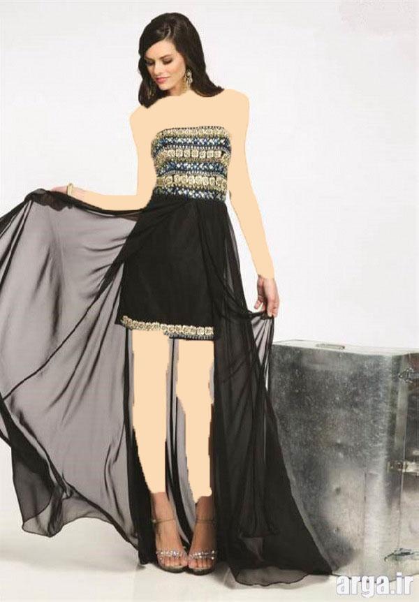 مدل های لباس شب جدید