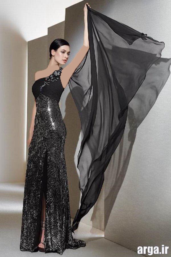 مدل لباس های جدید شب