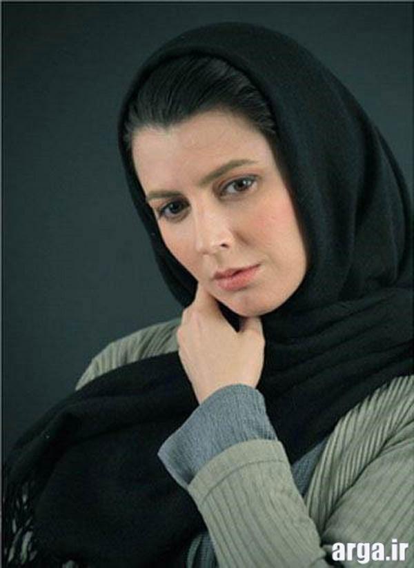 نمای نزدیک از لیلا حاتمی