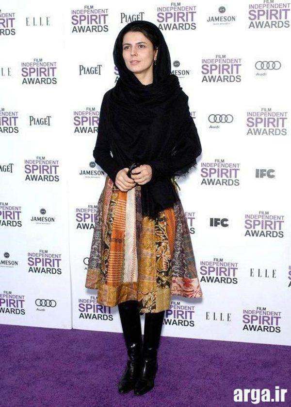 لیلا حاتمی در جشنواره خارجی