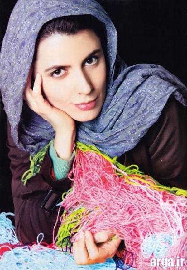 عکس آتلیه ای لیلا حاتمی