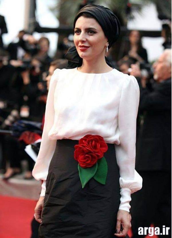 لباس زیبای لیلا حاتمی