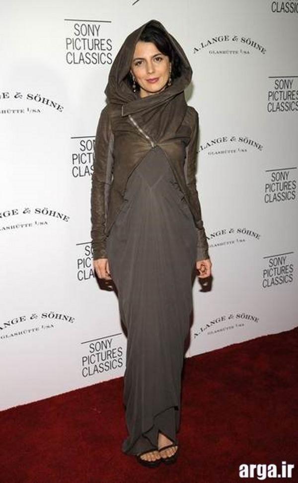 لیلا حاتمی با لباسی زیبا