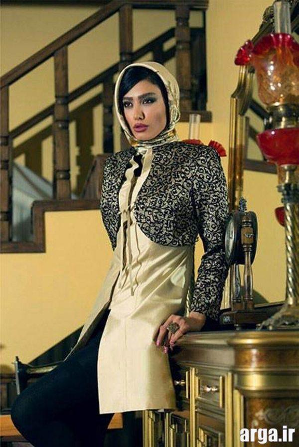 مدل می دوتکه مدل مانتو مجلسی دخترانه با طرح های جدید و مدرن