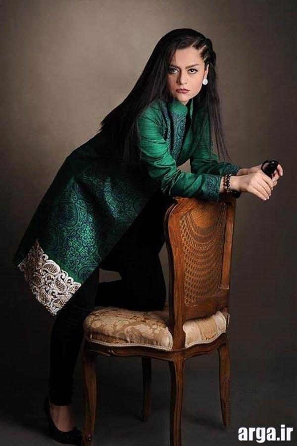 مدل مانتو مجلسی دخترانه جذاب