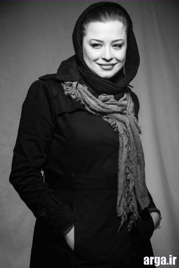 تصویر سیاه و سفید از شریفی نیا