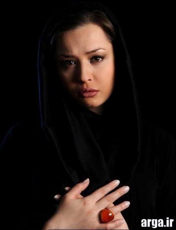 مهراوه شریفی نیا در عکسی زیبا