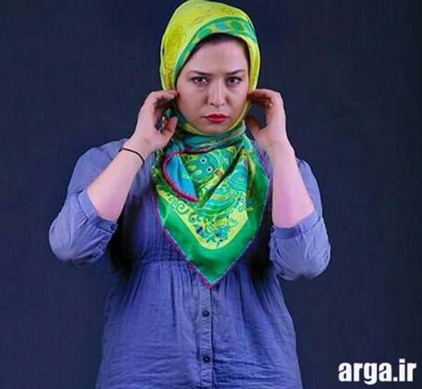 شریفی نیا در عکسی آتلیه ای