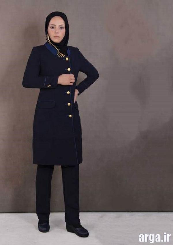 مدل مانتو زنانه کرپ عکس های مدل مانتو اداری و رسمی با طرح های جدید و زیبا
