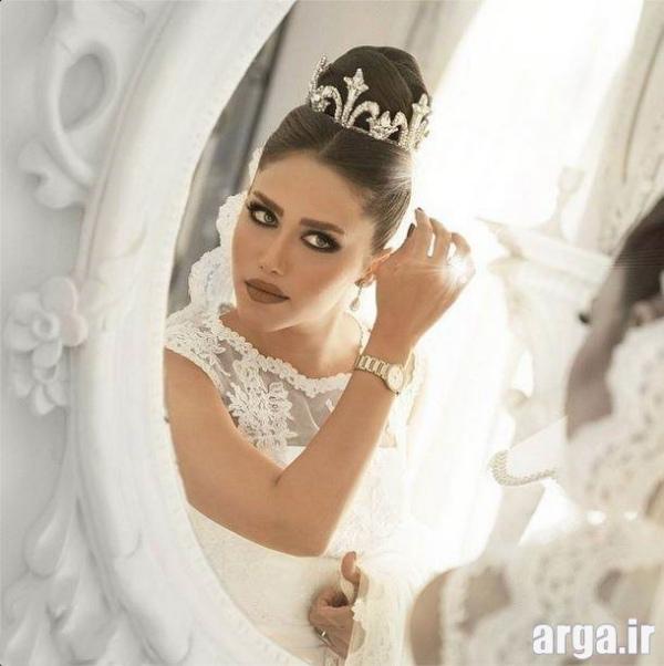 مدل شیک موی عروس