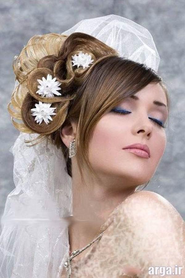 مدل مدرن موی عروس