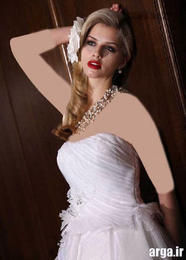 مدل موی عروس 2016 جدید