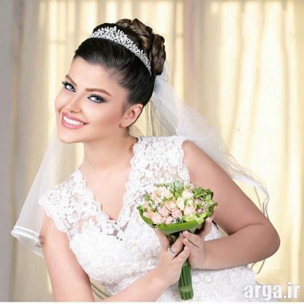 مدل موی عروس جدید