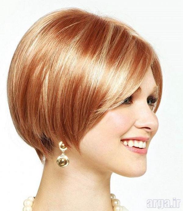 مدل موی زنانه مدرن و زیبا
