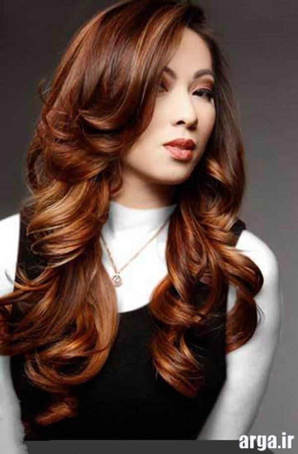 مدل موی زنانه زیبا و مدرن
