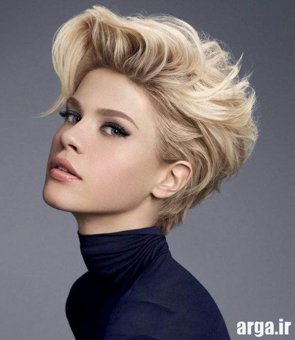 مدل موی زنانه شیک