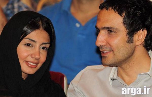 فروتن و همسرش