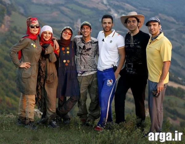فروتن در کوهنوردی