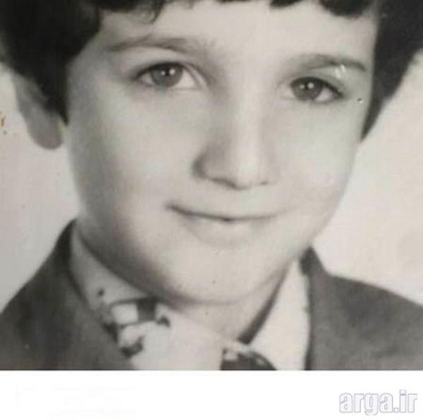 کودکی محمد رضا فروتن