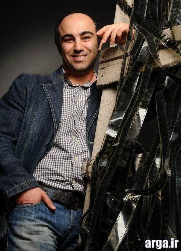 محسن تنابنده در کنار دوربین