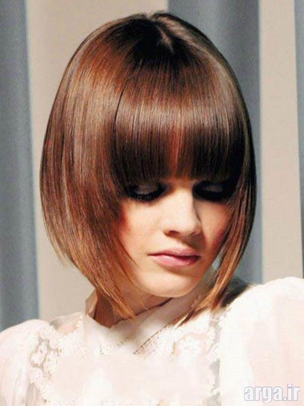 مدل موی کوتاه دخترانه زیبا