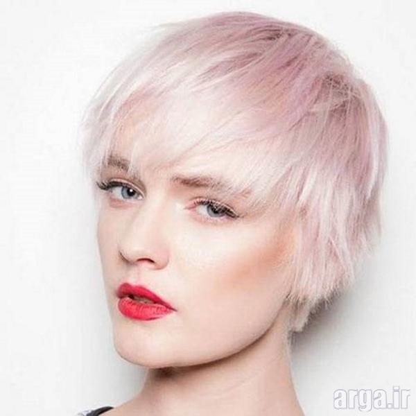 مدل موی کوتاه جذاب