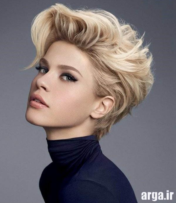 مدل های موی دخترانه شیک