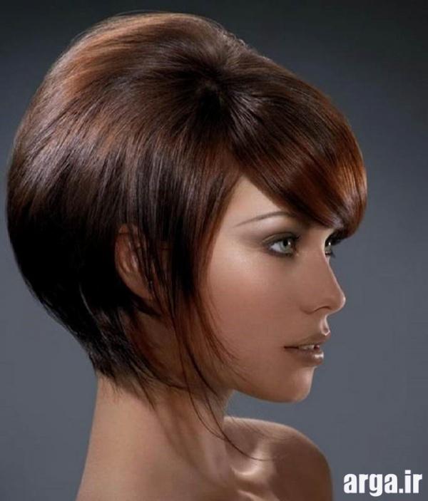 مدل های موی دخترانه مدرن