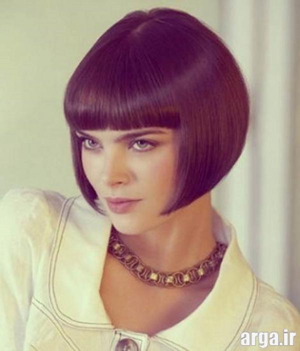 مدل موی کوتاه دخترانه شیک