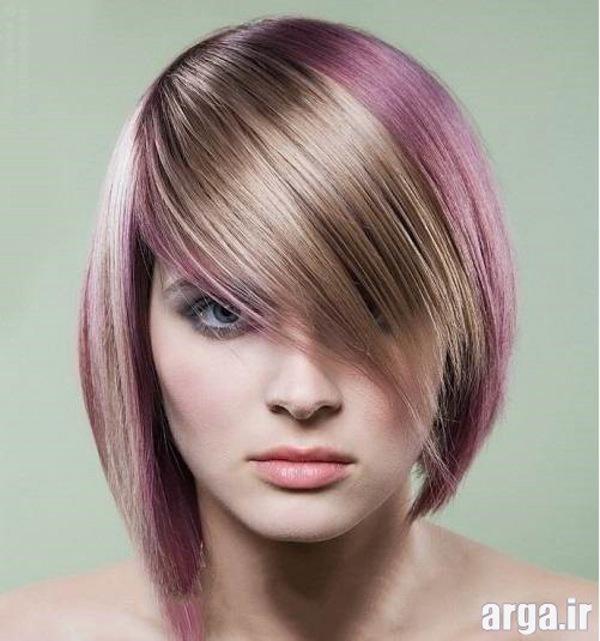 مدل موی کوتاه دخترانه مدرن