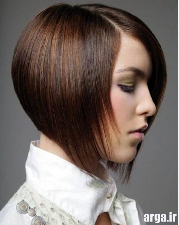 مدل موی دخترانه کوتاه زیبا
