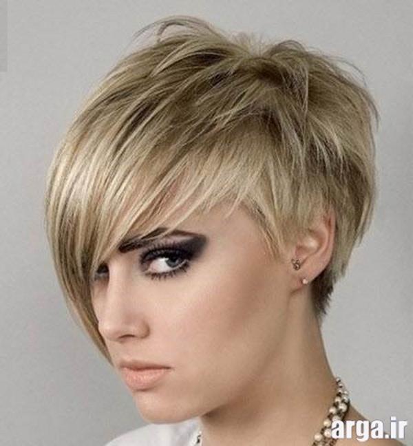 مدل موی دخترانه کوتاه جدید