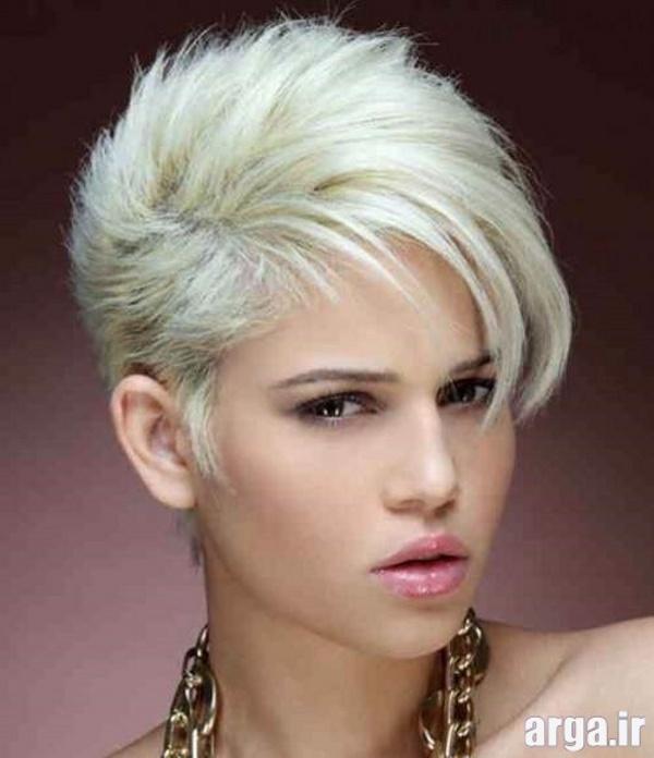 مدل موی دخترانه کوتاه شیک