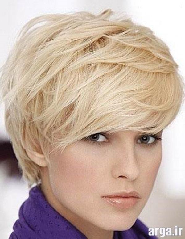 مدل موی دخترانه کوتاه مدرن
