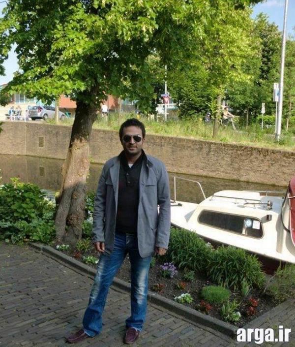 مصطفی زمانی در هلند