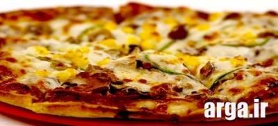 پیتزا پپرونی فوق العاده