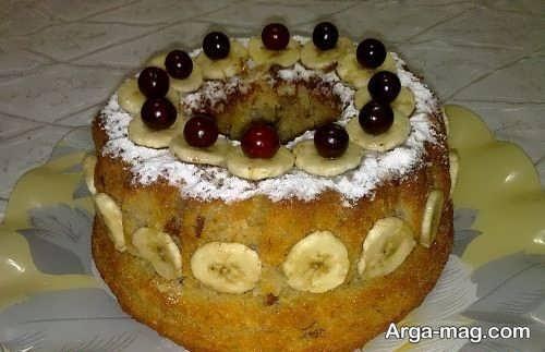 روش پخت کیک تولد خانگی