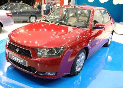 عکس ماشین دنا