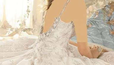 لباس عروس پاییز 94