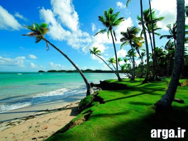 تصاویر زیبای طبیعت ساحل دریا