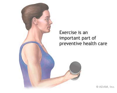 ورزش برای سرطان سینه