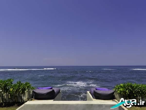 عکس بیار زیبا از دریا
