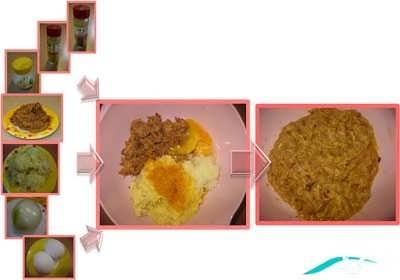موادلازم برای طرز تهیه کتلت گوشت