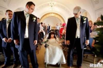 ازدواج دختر 80 سانتی متری