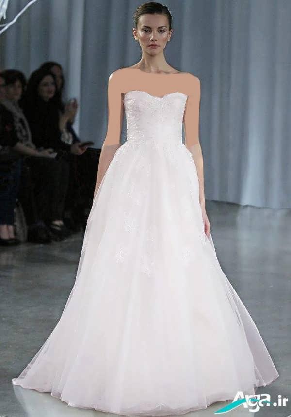 لباس عروس سفید