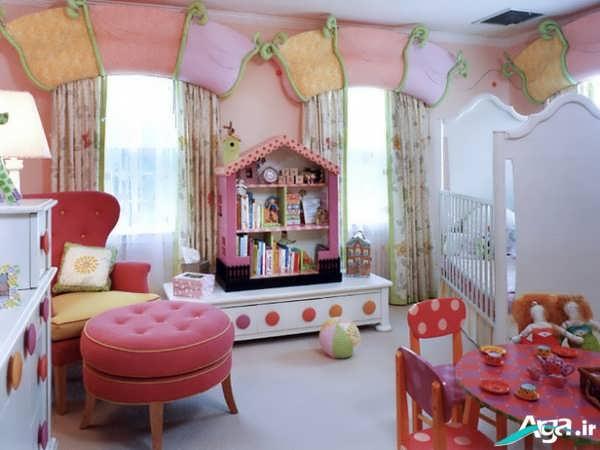 تزیینات اتاق خواب نوزاد